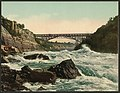 Whirlpool Rapids, looking up Niagara-LCCN2008678239.jpg