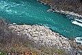 Whirlpool Sandstone (Lower Silurian; The Whirlpool, Niagara River, New York State, USA) 2 (46835525901).jpg