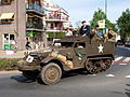 White M3 halftrack, Bridgehead 2011 pic2.JPG
