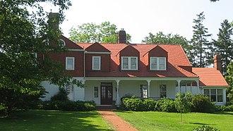 Whitelaw Reid - Reid's house, northeast of Xenia