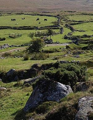 Whiteworks - Image: Whiteworks geograph.org.uk 1501034