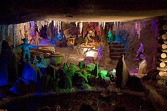 Gnome - Gnome garden at the Wieliczka Salt Mine