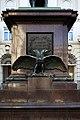 Wien - Radetzky-Denkmal, Sockelvorderseite.JPG