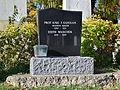 Wiener Zentralfriedhof - Gruppe 40 - Grab von Karl J Gunsam und Edith Waschek.jpg