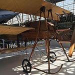 Wiki Loves Art --- Musée Royal de l'Armée et de l'Histoire Militaire, Hall de l'air 17.jpg