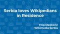 Wikimania 2019 - Serbia loves Wikipedians in Residence.pdf