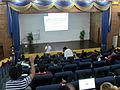 Wikimedia Venezuela Presentation FLISOL Maracaibo 2012, Offline Kiwix 5.JPG