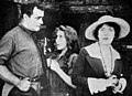 Wilfred Lucas, Bessie Love, and Mary Alden in Hell to Pay Austin.jpg