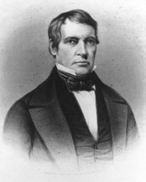 27th United States Congress - President pro tempore, 1841 William R. King