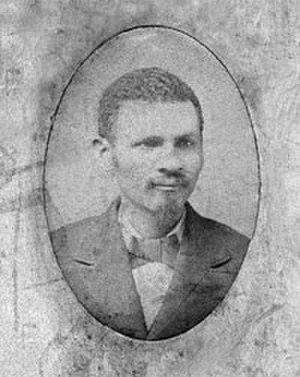 William A. Feilds - Image: William A Feilds