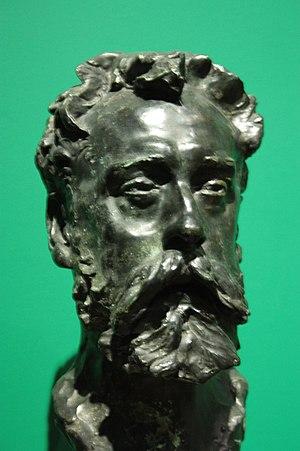 William Ernest Henley - William Ernest Henley by Rodin