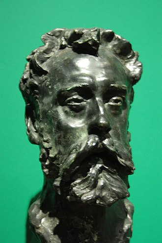William Ernest Henley - William Ernest Henley by Rodin