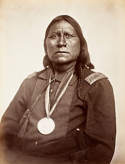 Satanta, Kiowa chief William S. Soule - Satanta (SPC BAE 3912-B Vol 1 01158200).jpg