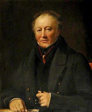 William Somerville (physician) - William Somerville c. 1840