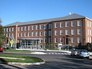Woodrow Wilson High School (Washington, D.C.) - Image: Wilson high dc