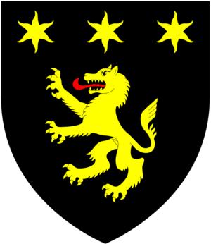 Maryon-Wilson baronets - Image: Wilson (Maryon Wilson) Arms