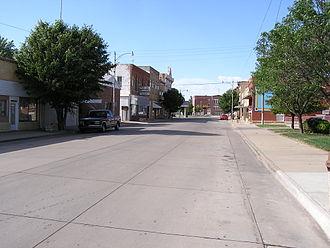 Wilson, Kansas - Image: Wilson KS 2008