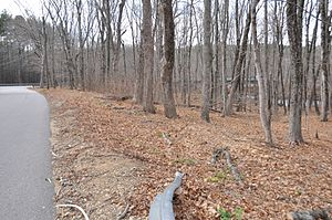 Fourth Camp of Rochambeau's Army - Image: Windham CT Rochambeau Camp 4