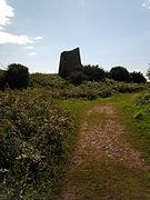 Windmill remains, Hodbarrow, Millom.jpg