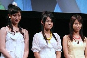 Idoling!!! - Idoling!!! (L-R:Rurika Yokoyama, Erica Tonooka, Mai Endo)