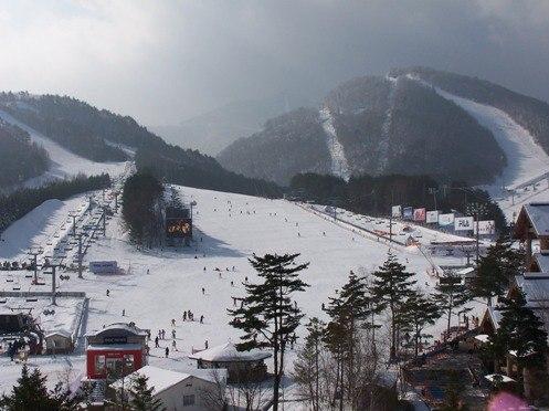 Winter 2014 Candidate City- PyeongChang Dragon Valley ski resort