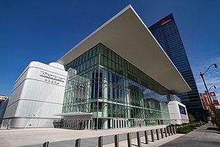 Wintrust Arena indoor arena in Chicago
