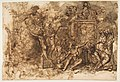 Witches' Sabbath (recto); Figures Gathered around a tree (verso) MET DP812350.jpg