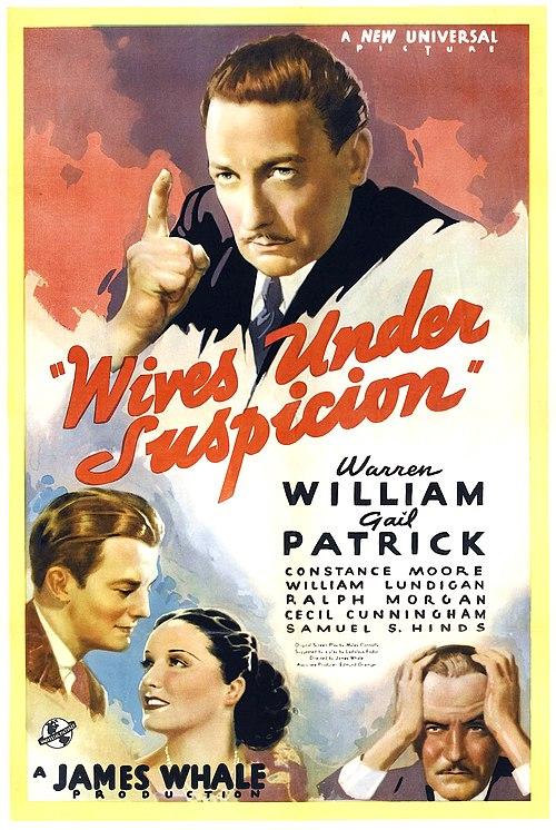 Wives under Suspicion | Public Domain Movies
