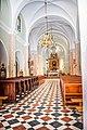 Wnętrze Kościoła par. pw. Najświętszego Serca Jezusowego, 1924-1931.jpg