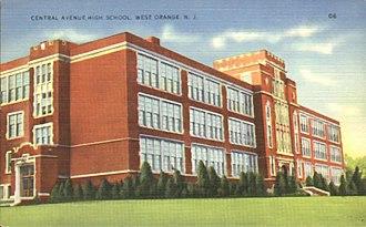 West Orange High School (New Jersey) - Image: Wohsbldg