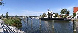 Wolgast Museumshafen Fährschiff Stralsund.jpg