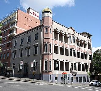 Crown Street Women's Hospital - Crown Street Women's Hospital