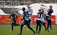 Womens soccer in Finland
