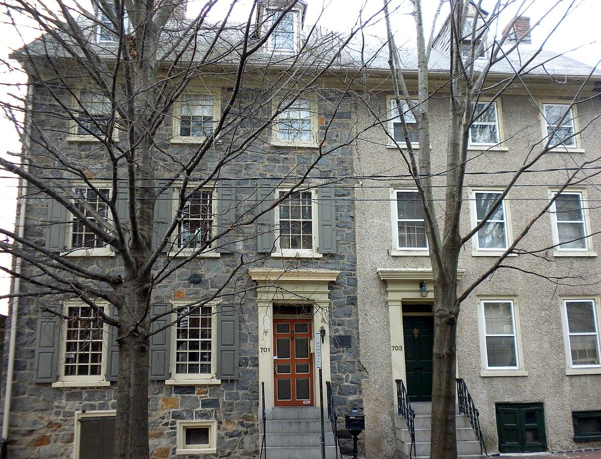 woodward houses wikipedia