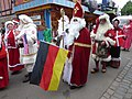 World Santa Claus Congress 2016 - Parade 09.jpg