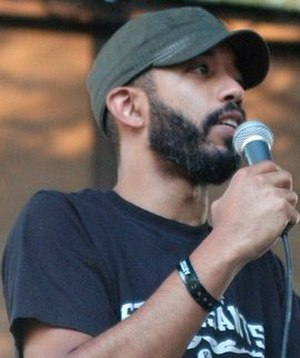Wyatt Cenac - Cenac at Pitchfork Music Festival, 2010