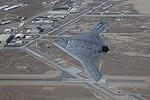X-47B UCAS over Edwards AFB (111029-F-EM261-005).jpg