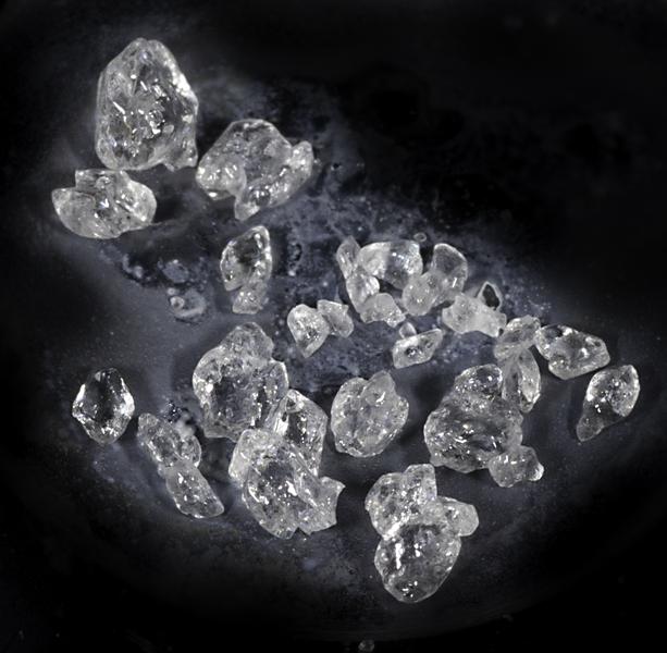 Description XeF2 kristalle pngXef2