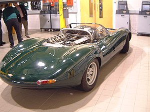 Jaguar XJ13 - Image: Xj 13 rear