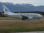"YR-BGG Boeing B737-78J-W B737 - ROT ""Retro"" (24617575170).jpg"