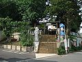 Yagiri Shrine gateway.jpg