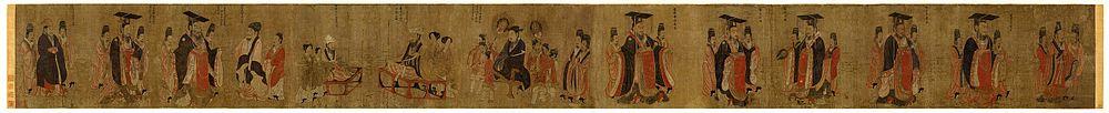 Yan Liben. Thirteen Emperors. Boston, Museum of the Fine Arts.jpg