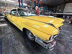 Yellow Cadillac at Piet Smits pic4.jpg