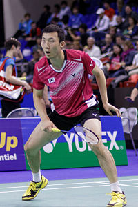 Yoo Yeon-seong, French Super Series 2013.