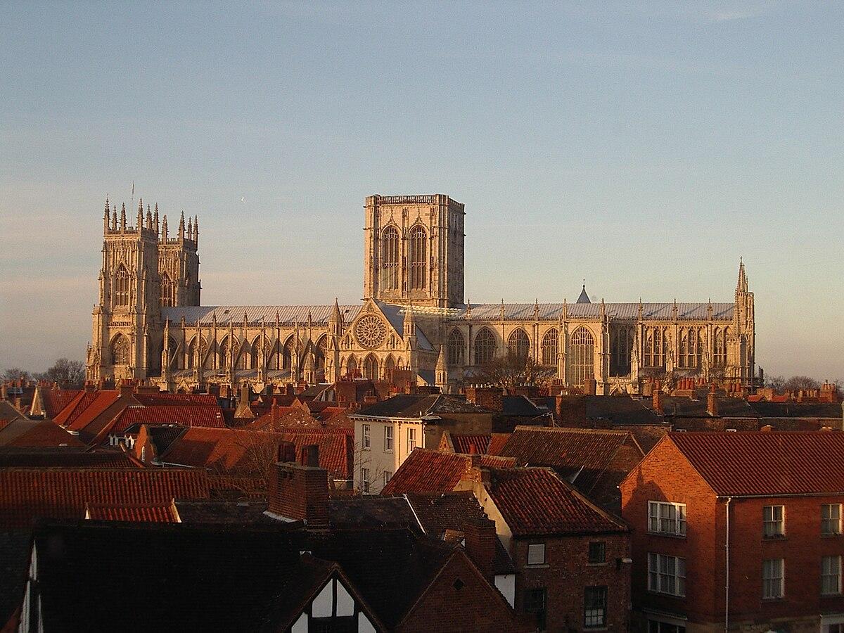 York Minster - Wikipedia