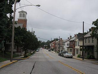 York Springs, Pennsylvania - Main Street