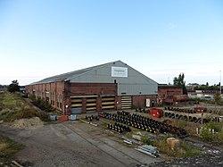 York Wagon Works, 2015.jpg