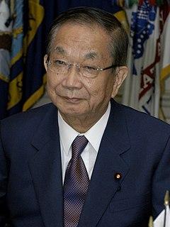 Yoshinori Ohno Japanese politician