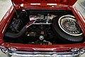 Ypsilanti Automotive Heritage Museum May 2015 081 (1964 Chevrolet Corvair Spyder engine).jpg