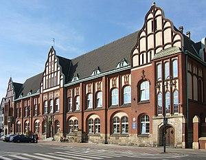 Zabrze - Main Post Office